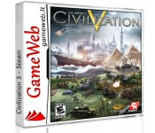 Civilization 5 EU  - Steam key