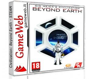 Civilization : Beyond Earth EU - STEAM