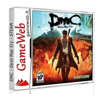 DMC - Devil May Cry - STEAM CDkey