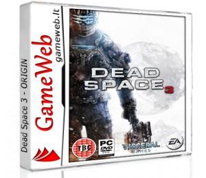 Dead Space 3 LIMITED - Origin CDkey