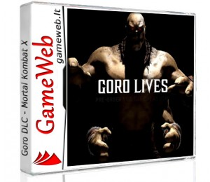 GORO DLC - Mortal Kombat X - STEAM