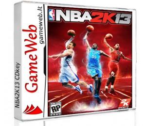 NBA 2K13 - STEAM CDkey