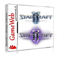 Starcraft 2 - Collection (2 in 1) - battle.net CDkey
