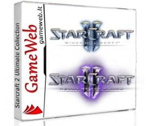Starcraft 2 - Collection (2 in 1) - battle.net CDkey