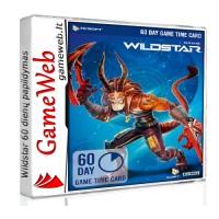 Wildstar 60 dienų papildymas EU