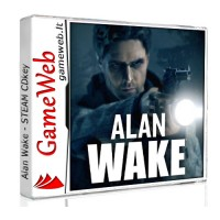 Alan Wake - STEAM CDkey
