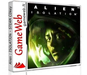 Alien : Isolation EU - STEAM CDkey