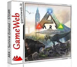 ARK : Survival Evolved - STEAM key