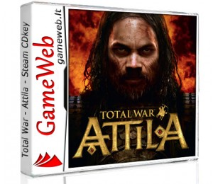 Total War Attila EU - STEAM CDkey