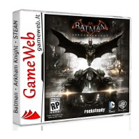 Batman Arkham Knight EU - STEAM CDkey