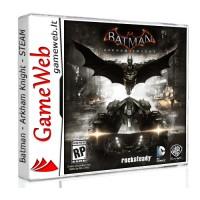 Batman Arkham Knight EU - STEAM CDkey