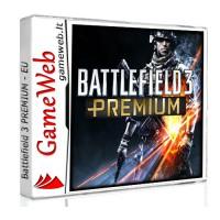 Battlefield 3 EU - Premium - Origin