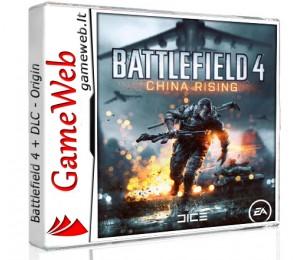 Battlefield 4 EU (RU/PL kalbos)  - Origin
