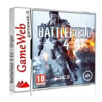 Battlefield 4 EU - Origin