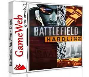 Battlefield Hardline EU - Origin CDkey