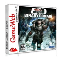 Binary Domain EU - Steam