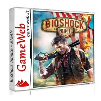 BioShock Infinite - STEAM Key
