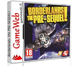 Borderlands The Pre-Sequel EU - STEAM CDkey