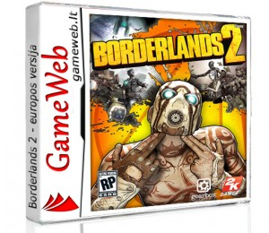 Borderlands 2 EU - STEAM CDkey
