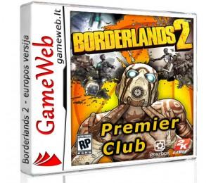 Borderlands 2 Season Pass EU - STEAM