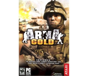 Arma Gold Edition STEAM CDkey