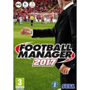 Football Manager 2017 EU - STEAM CDkey