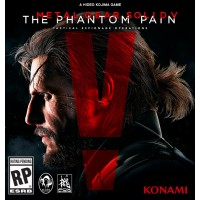 Metal Gear Solid 5 - The Phantom Pain STEAM CDkey