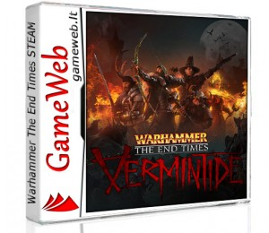 Warhammer The End Times Vermintide STEAM key
