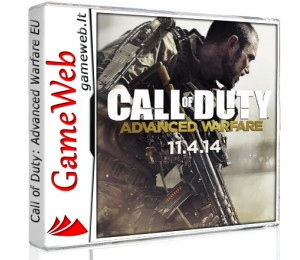 Call of Duty - Advanced Warfare EU - STEAM