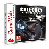 Call of Duty : Ghosts EU + Free Fall DLC  - Steam
