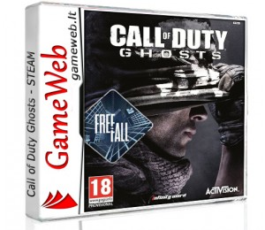 Call of Duty : Ghosts EU  - Steam