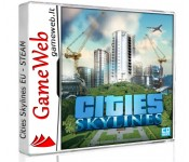 Cities Skylines EU - STEAM CDkey