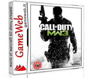 Call of Duty - Modern Warfare 3 EU
