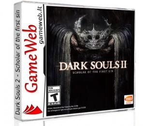 Dark Souls 2 Scholar of The First Sin - Steam CDkey