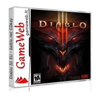 Diablo 3 EU - battle.net CDkey