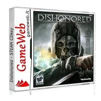 Dishonored - Steam CDkey