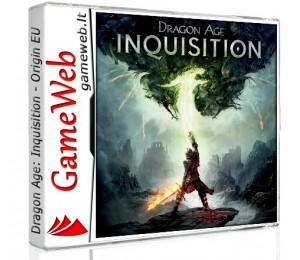 Dragon Age - Inquisition EU - Origin