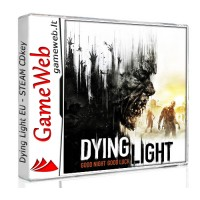 Dying Light EU - STEAM CDkey