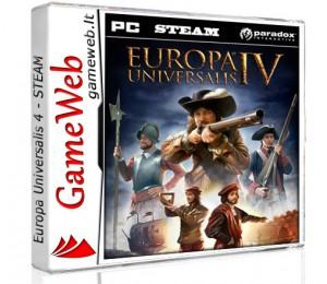 Europa Universalis IV EU - Steam