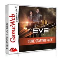 EVE online Starter Pack + 30 dienų Omega Clone Status