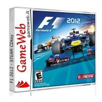 F1 - 2012 - STEAM CDkey