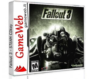 Fallout 3 EU - STEAM CDkey