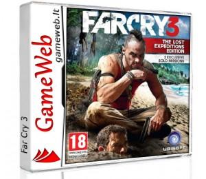 Far Cry 3 EU - Uplay CDkey