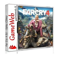 Far Cry 4 EU - Uplay CDkey
