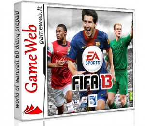 FIFA 13 EU - Standard Edition