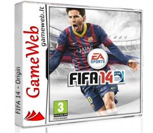 FIFA 14 Standard Edition EU - Origin
