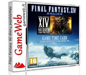 Final Fantasy XIV - 60 dienų papildymas