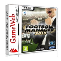 Football Manager 2013 EU - STEAM
