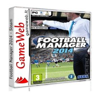 Football Manager 2014 EU - STEAM