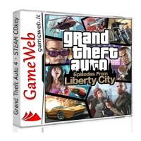 Grand Theft Auto 4 EU - STEAM